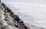 [조황] 부산 앞바다 지깅으로 참돔 90㎝ 대물