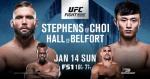 [UFC] '최두호' 계체 통과…오는 15일 '스티븐스'와 경기 기대↑