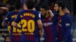 수아레스 2골 1도움-메시 골...FC바르셀로나, R.소시에다드에 4대2 역전승