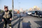 이라크 바그다드 도심서 잇따라 폭탄테러...최소 38명 숨져