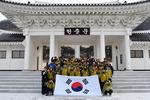 대한민국무공수훈자회 부산지부, 국립영천호국원에서 호국전몰영령 추모 행사