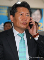 """박인숙 의원 탈당에 정청래 """"한국당은 철새 도래지?...정치 저질코미디로 전락"""""""