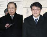 김백준·김진모 구속...검찰 칼 끝 'MB'로 향할까
