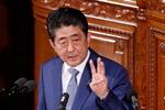 일본 아베, 시정연설서 전쟁가능국가 개헌 의지 천명