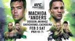 [UFC] 마치다 '무패 신예' 에릭 엔더슨 꺽으며 3년 2개월만에 승리