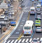 부산 간선급행버스체계(BRT)에 스마트교차로 구축
