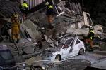 """[대만지진]1999년엔 2000명, 2016년엔 115명 사망...""""기둥 속 폐식용유 등 부실시공 피해 키워"""""""