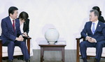 한일 '미래지향적 협력' 공감…과거사 문제 이견 여전