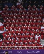 북한 응원단, 오늘(23일) 강원 인제군민 위한 무료 공연...'반갑습니다''고향의 봄' 등