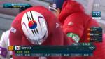 깜짝 '은은은'...한국 봅슬레이 4인승도 3분 16초 38 값진 공동 은메달