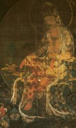 """수월관음도 관심 급증...일본 대덕사 소장 """"찾아야 할"""" 14세기 불교회화"""