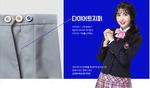 몸매만 부각하는 여고생 교복 광고 '눈살'