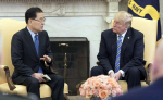 """트럼프 """"북미대화 엄청난 성공 거둘 것"""""""