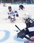 [패럴림픽] 아이스하키, 최강 캐나다와 준결승