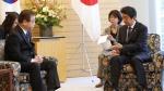 """日 아베 """"비핵화 전제 北과 대화 높은 평가"""""""