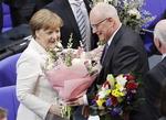 메르켈 독일총리 재선출…4번째 임기 시작