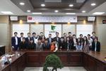 베트남 하노이 지역 6개 고교 대표단 일행, 동명대 방문