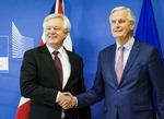 """영국-EU """"브렉시트 전환기간, 2020년 말까지"""""""