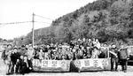 재부산호남향우회와 호우산악회, 자연보호 및 산불예방 캠페인 개최