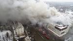 시베리아 쇼핑몰서 대형화재…어린이 등 64명 사망