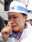 [박근혜 선고] 판결문 낭독만 102분…일부 방청객 소란피우다 퇴장 조치
