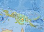 '불의 고리' 무슨일, 파푸아뉴기니서 또 규모 6.3 지진