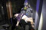 또 화학무기 공격…'아비규환' 시리아