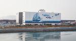 부산신항 웅동 배후단지에 국내 최대 저온물류센터 개장