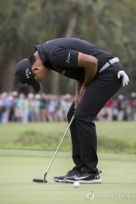 김시우, PGA투어 연장 세번째 홀에서 패배...고다이라는 6m 버디 퍼트 성공