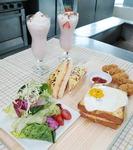 마트에서 찾은 셰프의 마법 <4> 김권동의 브런치 딸기 셰이크·크로크 무슈 그리고 감자 크로켓