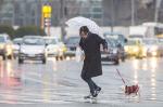 """[오늘의 날씨]기상청 """"전국 비, 일부는 돌풍-천둥-번개...내일부터 맑아져"""""""