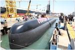 대우조선, 인도네시아에 잠수함 인도