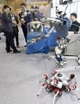 원전사고 땐 원격제어 로봇 투입