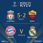 UEFA, 바이에른 뮌헨 VS 레알 마드리드 예상 라인업 '하메스 더비'(챔피언스리그 4강)