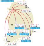 [어린이날 고속도로 교통상황]오후 6시 출발 기준, 서울→부산 5시간 10분 등