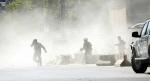 아프간 유권자 샌터에서 폭탄 터져…10명 이상 사망