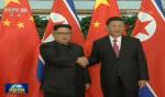 """북한 관영언론 """"김정은·시진핑 다롄서 회동…김여정·리수용 수행"""""""