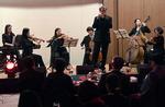 트럼펫과 현악기의 황홀한 선율, 누리마루 적셨다