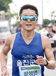 2018 부산 하프마라톤- 우승자 인터뷰