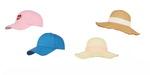 쏟아지는 자외선, 모자로 완벽차단