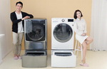 LG, 세탁용량 4㎏ '트롬 미니워시' 출시