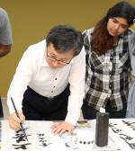 부산대 대학문화원, 외국인 교수·학생 초청 한국 전통 문화 특강 개최