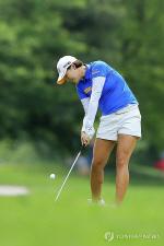 전인지, LPGA 킹스밀 챔피언십 연장전 탈락...아쉬운 준우승