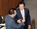 """자유한국당 """"홍문종·염동열 체포동의안 부결, 불구속수사 원칙 지켜져"""""""