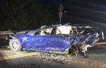 미국서 테슬라 자율주행차 연못 추락…운전자 사망