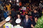 시민단체, 일본영사관 앞 노동자상 자진철거 거부