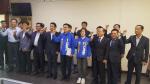 민주당 김일권 양산시장 예비후보 메머드 선대위 발족식