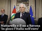 이탈리아 무슨 일? 정국 대혼란에 세계 금융시장 '요동'