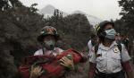 과테말라 푸에고 화산 2차 폭발…사망자 62명, 부상자 300여 명 발생