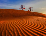 [포토에세이] 무이네 사막의 예술가